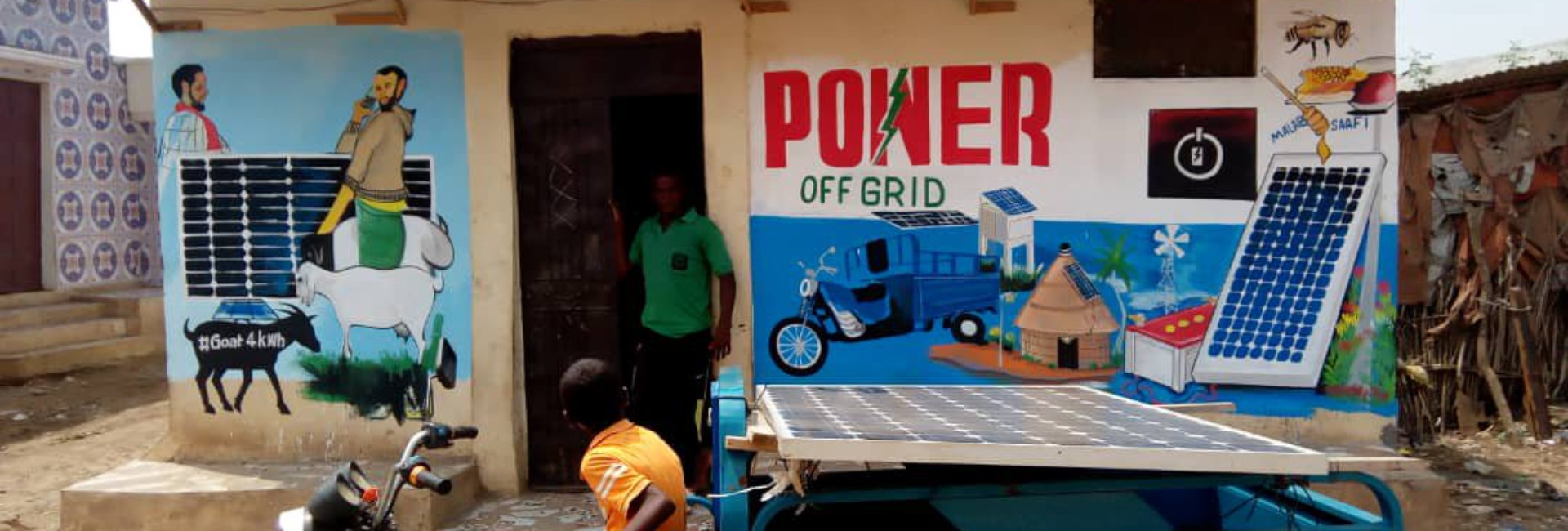Power OffGrid